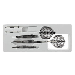 Shot Tribal Weapon 5 Darts Set 90% Tungsten 22g