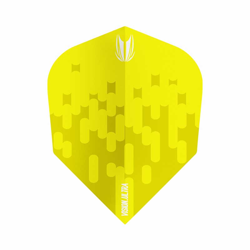 Target Arcade Flights NO6 Shape - Yellow