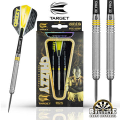Target Dave Chizzy Chisnall 80% Tungsten Darts 22g