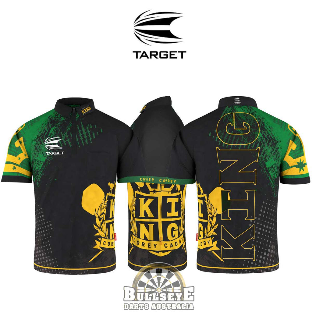 Target Corey 'King' Cadby Dart Shirt EXPRESS SHIPPING