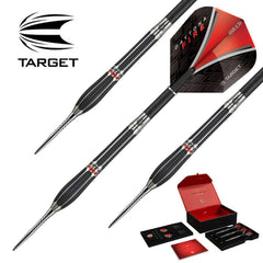 Target Daytona Fire Darts 23g & 25g - Cutting Edge Technology