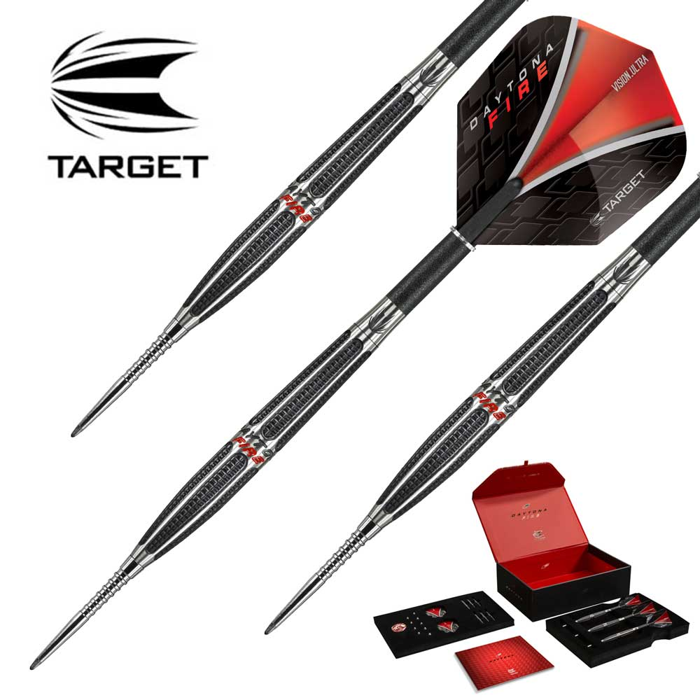 Target Daytona Fire Darts 24g & 26g - Cutting Edge Technology