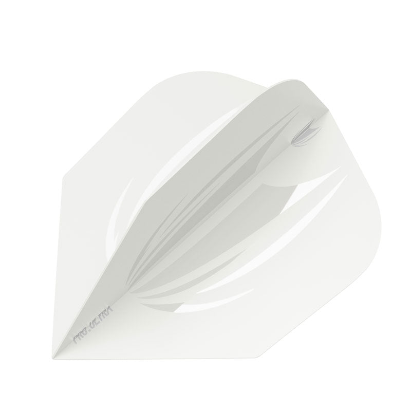 Target 2019 ID PRO ULTRA Flights NO6 Shape - White