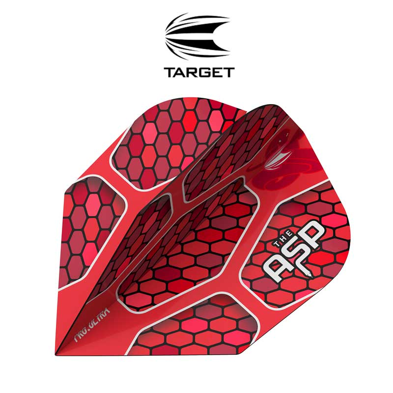 Target Nathan Aspinall The Asp Flights NO6 Shape