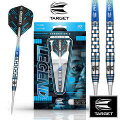 Target Paul Lim Legend G2 Darts 24g EXPRESS SHIPPING
