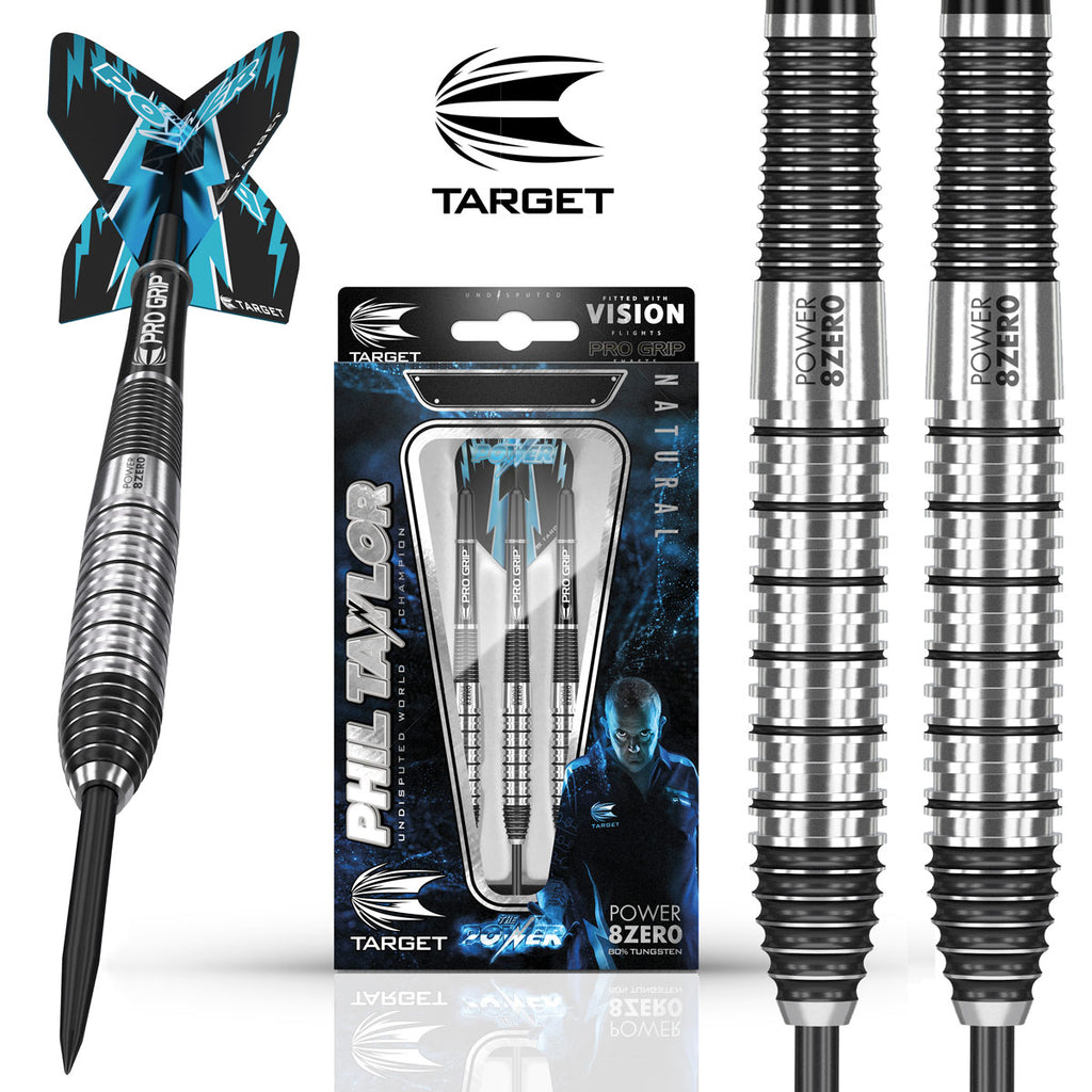 Target 2019 Phil Taylor Power 8ZERO 2 - 24g