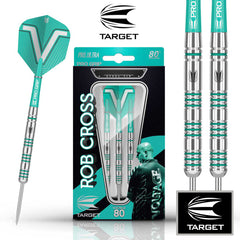 Target Rob Cross 80% Darts 24g EXPRESS SHIPPING