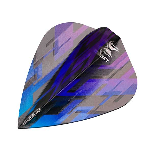Target Sierra Vision Ultra Flights Kite Shape Blue