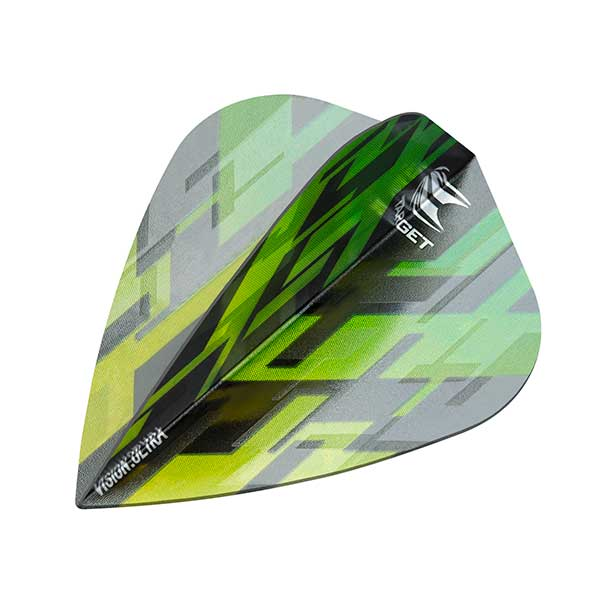 Target Sierra Vision Ultra Flights Kite Shape Green