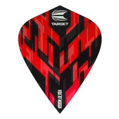 Target Sierra Vision Ultra Flights Kite Shape Red