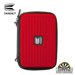 Target Takoma XL Dart Case Holds 2 Full Sets – Red