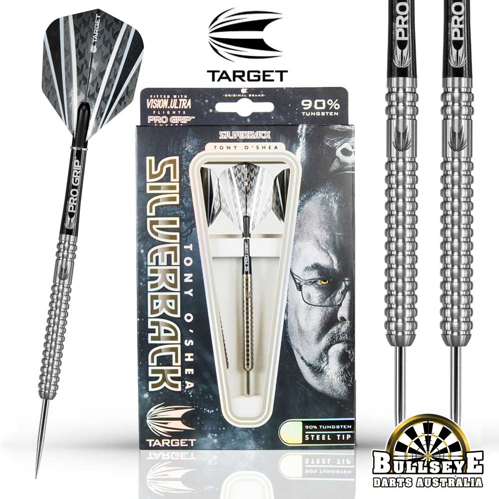 Target Tony O'Shea Darts 'The Silverback' 22g