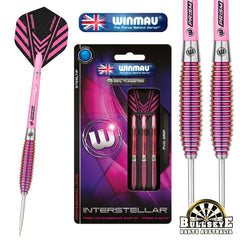 Winmau Interstellar Darts 28g Bomb Barrel