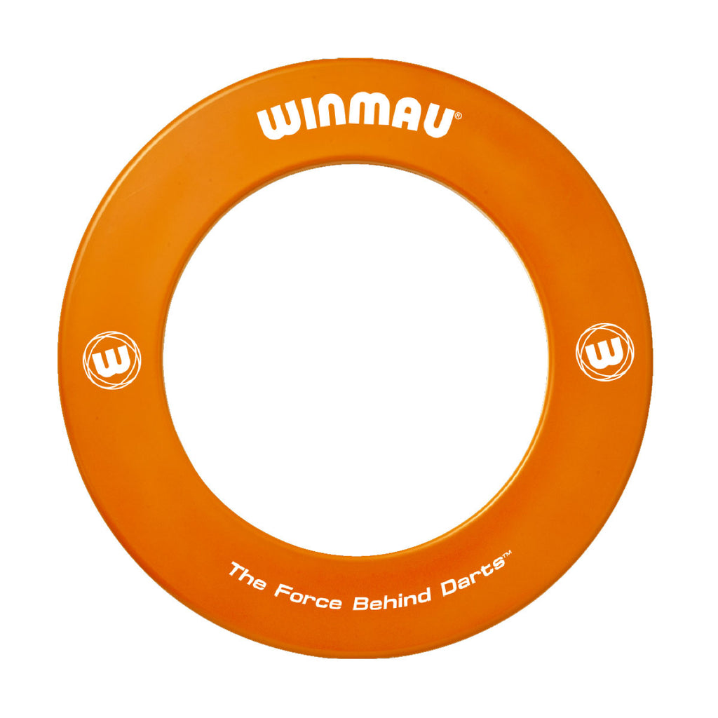 WINMAU Dartboard Surround BDO Approved Orange