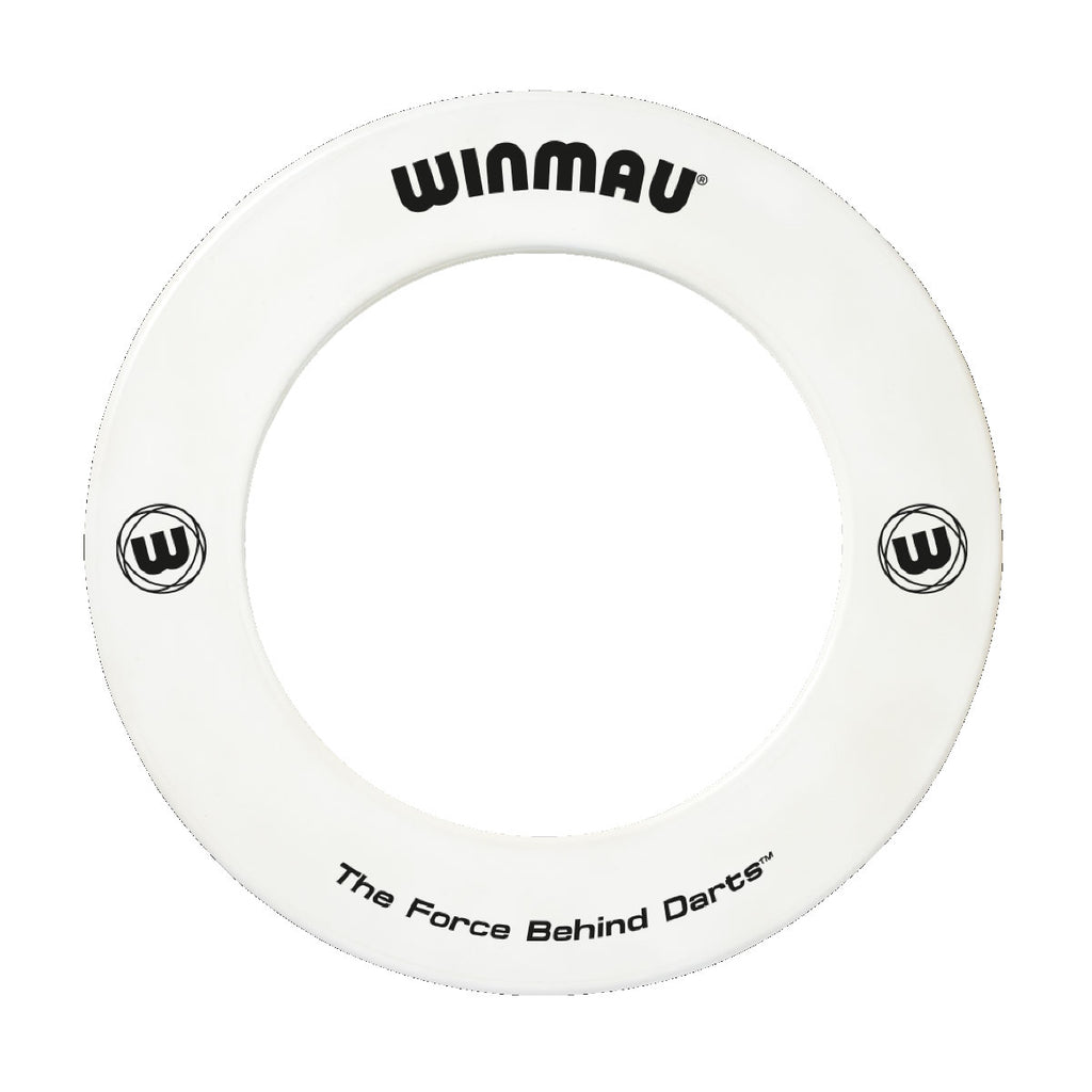 WINMAU Dartboard Surround BDO Approved White