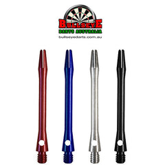 Bullseye Anodised Aluminium Shafts - Medium