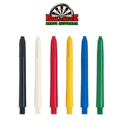 Bullseye Darts Coloured Nylon Shafts Medium 48mm
