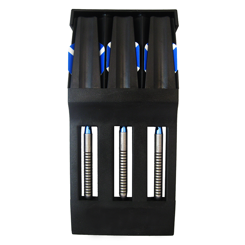 Drop-in Darts Case, Holds 1 Set of Fully Loaded Darts