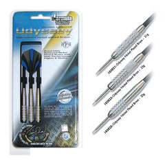 Formula Odyssey Nickel Plated Brass Darts 21g