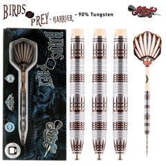 SHOT Birds Of Prey Harrier 2 Darts - 90% Tungsten - 26g