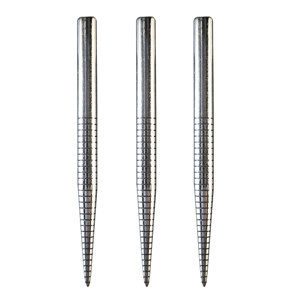 Harrows Laser Cut Board Grip Steel Dart Points 32mm