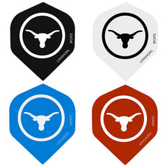 Bullseye Darts Longhorn Extra Tough Dart Flights