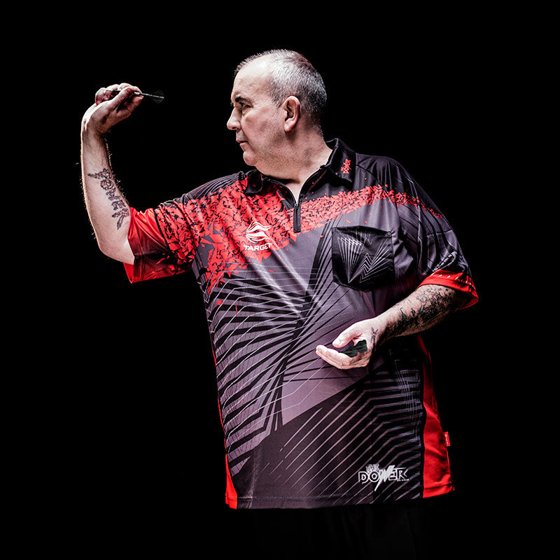 NEW Target Phil Taylor Power Shirt 2017/2018 Edition