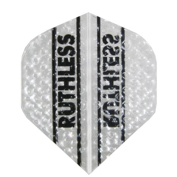 Ruthless Dimplex Clear Panel Flights - Clear