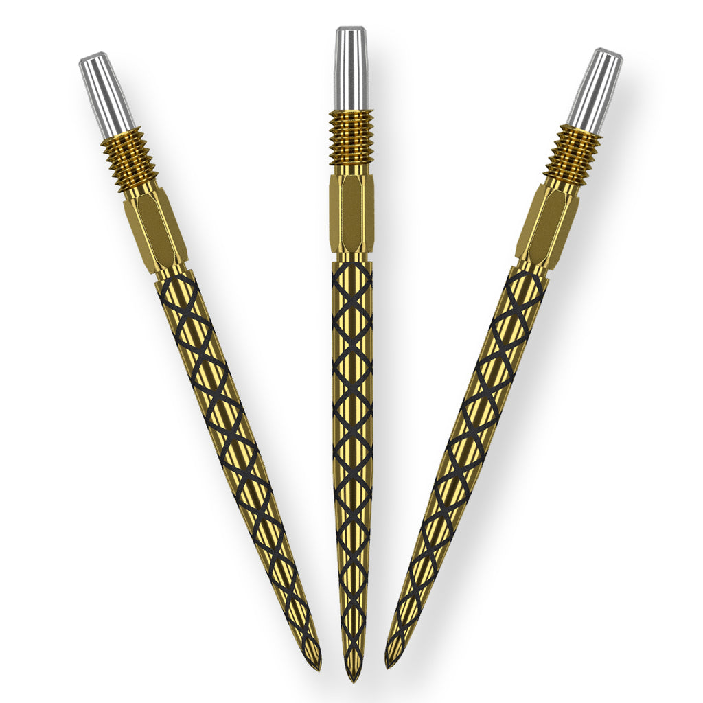 TARGET Swiss DIAMOND PRO Dart Points - Gold