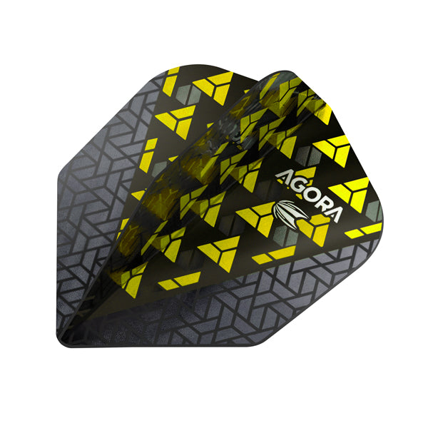 Target Agora Ultra Ghost Flights No.6 - Yellow