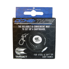 Target Oche Tape Measure for Perfect Dartboard Set Up