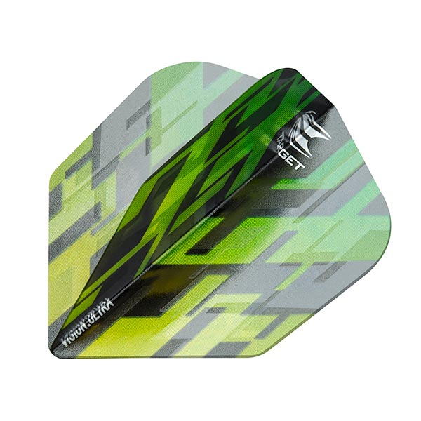 Target Sierra Vision Ultra Flights - Green No.6