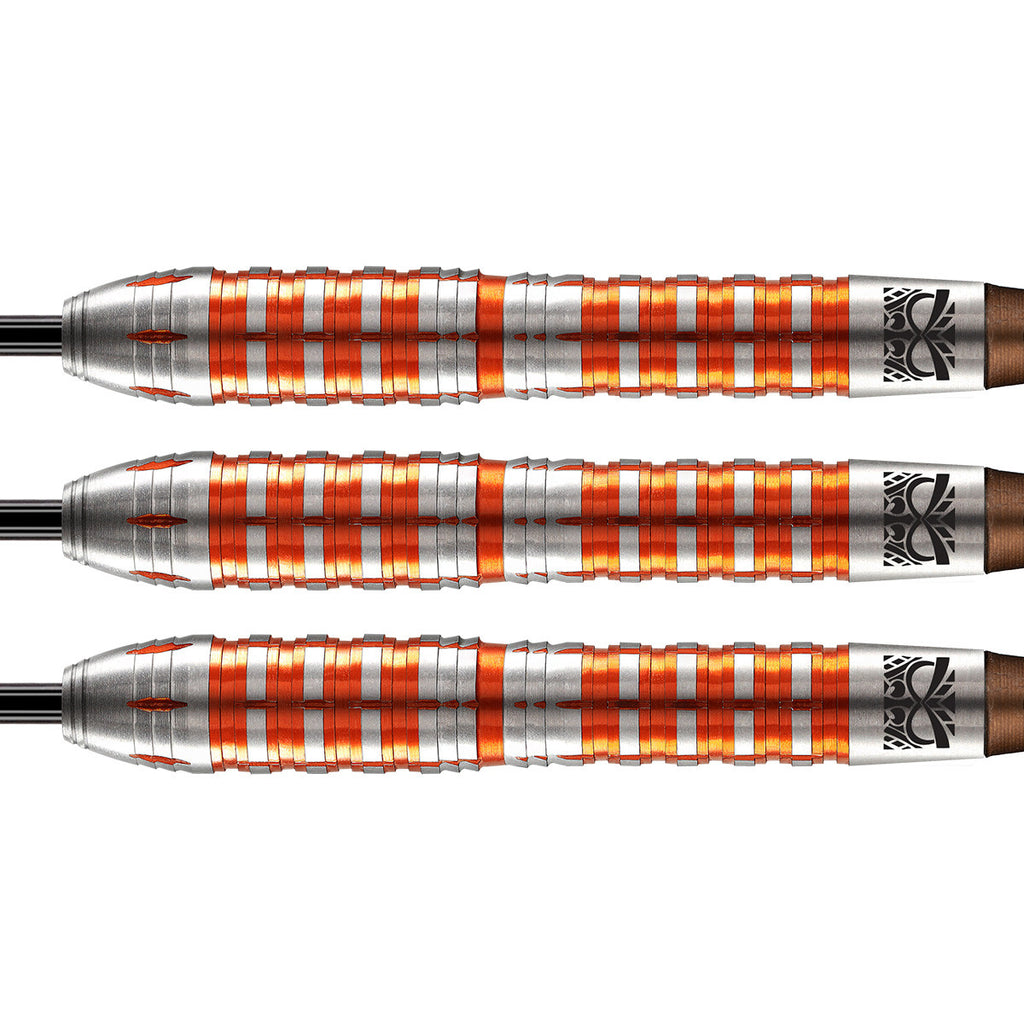 SHOT Totem 3 Darts - 85% Tungsten - 27g