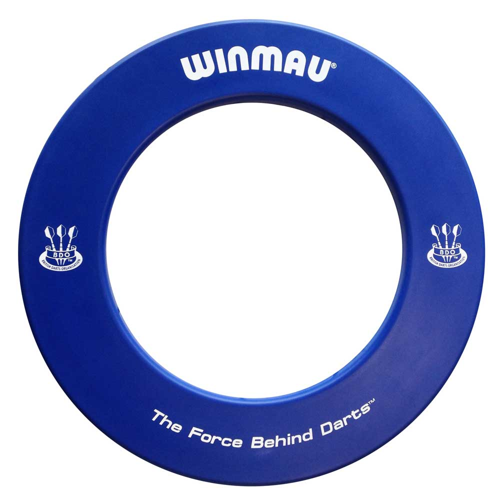 Winmau Dartboard Surround BDO Approved Blue