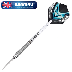 Winmau Diamond Fusion Darts - Ultimate Grip Front Loaded 21g