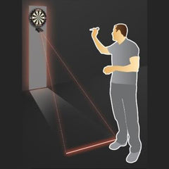 Winmau Laser Oche - Contactless Throw Line