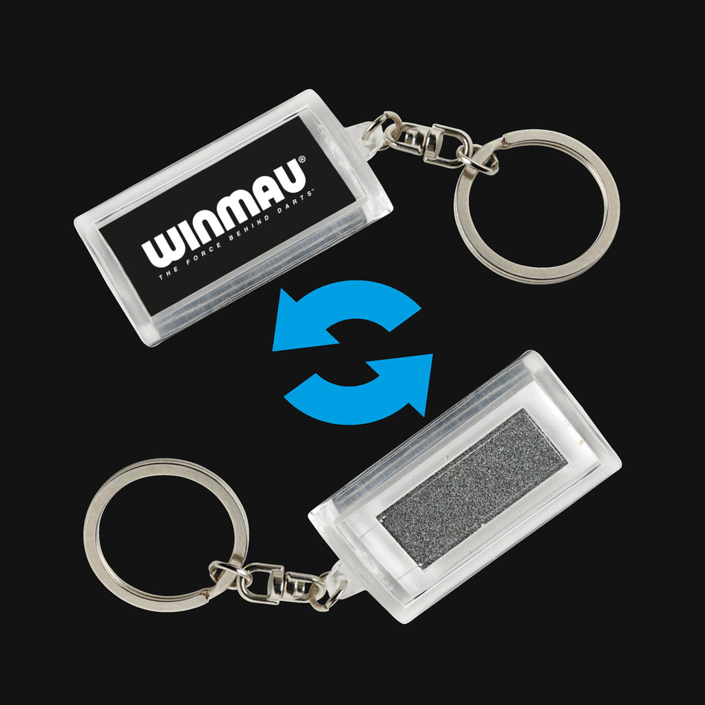 WINMAU Pro Key Ring Sharpener