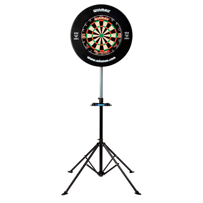 Winmau Xtreme 2 Dartboard Stand - Play Anywhere!