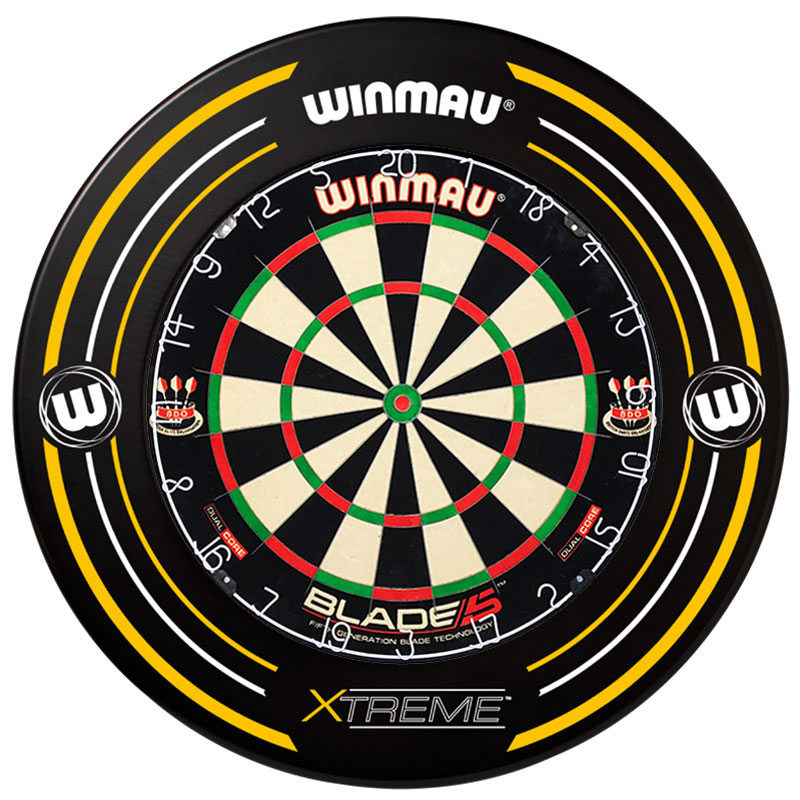 Winmau Xtreme 2 Dartboard Surround BDO Approved