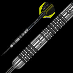 WINMAU Michael van Gerwen MVG Authentic Darts - 85% Tungsten - 26g