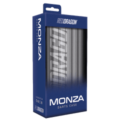 RED DRAGON Monza Dart Case - Grey