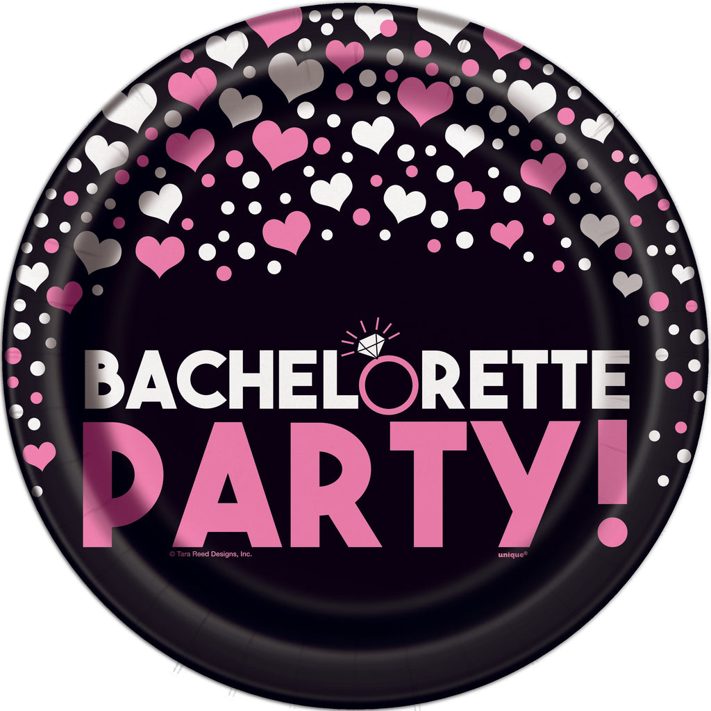 Pink and Black Bachelorette