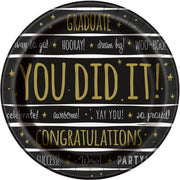 You Did It! Graduation
