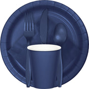 Navy Tableware