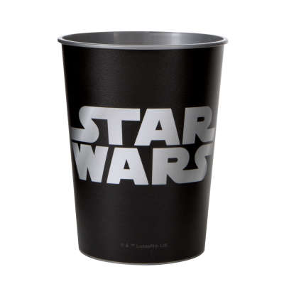 Star Wars Classic Logo 16oz Plastic Stadium Cup  1 ct.