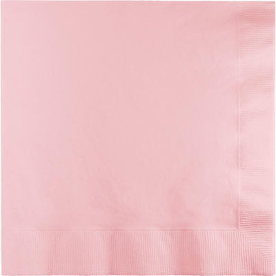 Classic Pink Lunch Napkins 50 ct.