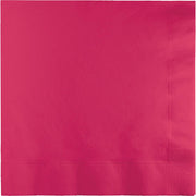 Hot Pink Lunch Napkins 50 ct.