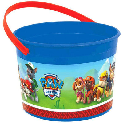 Paw Patrol (tm) Favor Container 1 ct.
