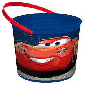 ©DISNEY CARS 3 Favor Container  1 ct.