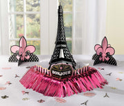 A Day in Paris Table Decorating Kit 1 Pkg